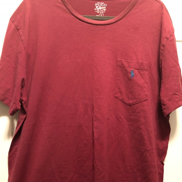 Polo by Ralph Lauren Other - MEN'S POLO T-SHIRT WITH CHEST POCKET